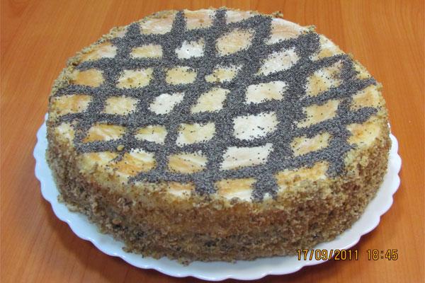 Морковный торт с сгущенкой фото 10